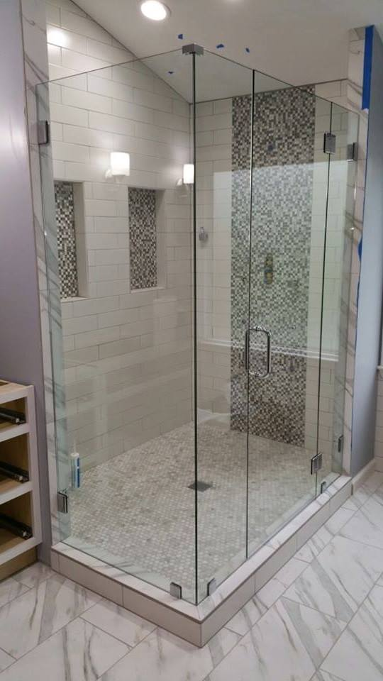 Alpharetta Bathroom Designs >> High Quality Frameless Shower Doors to Beautify your Bath