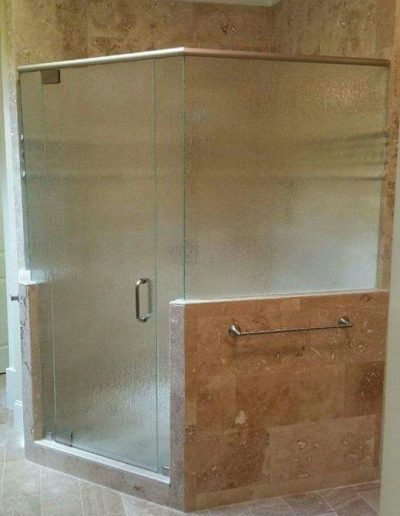 Neo Angle Shower Enclosure - Project 01
