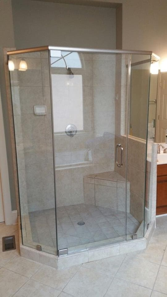 neo angle shower enclosure project 05