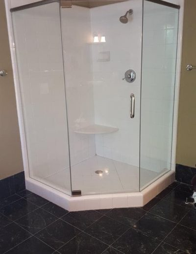 Neo Angle Shower Enclosure - Project 07