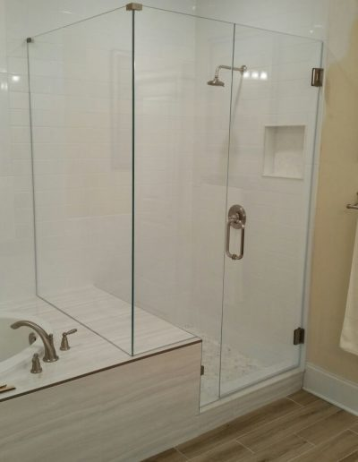 Right Angle Shower Enclosures - Project 1