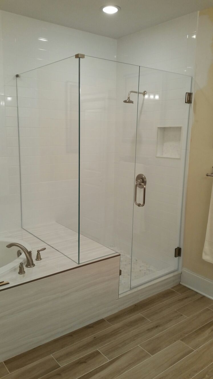 Right Angle Shower Enclosures Frameless Shower Doors