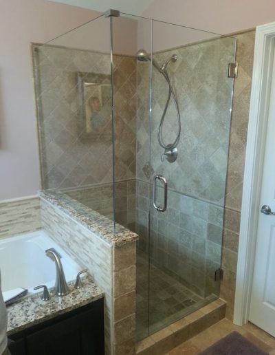 Right Angle Shower Enclosures - Project 2