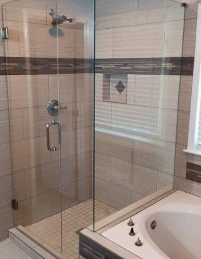 Right Angle Shower Enclosures - Project 3