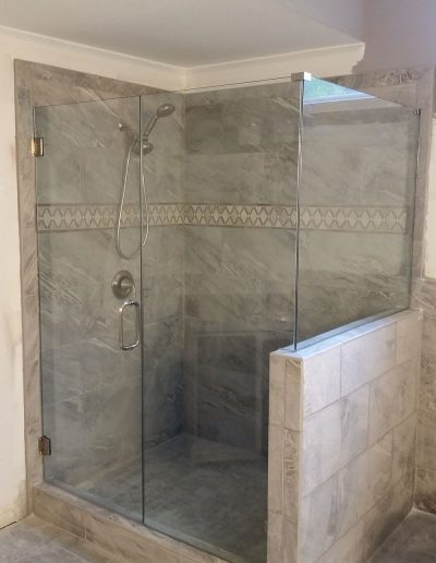 Right Angle Shower Enclosures - Project 5