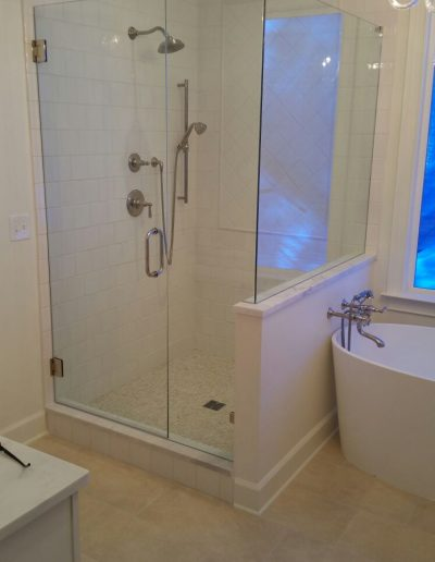 Right Angle Shower Enclosures - Project 6