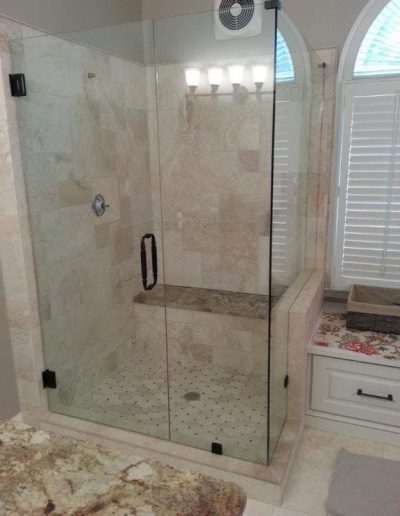 Right Angle Shower Enclosures - Project 7